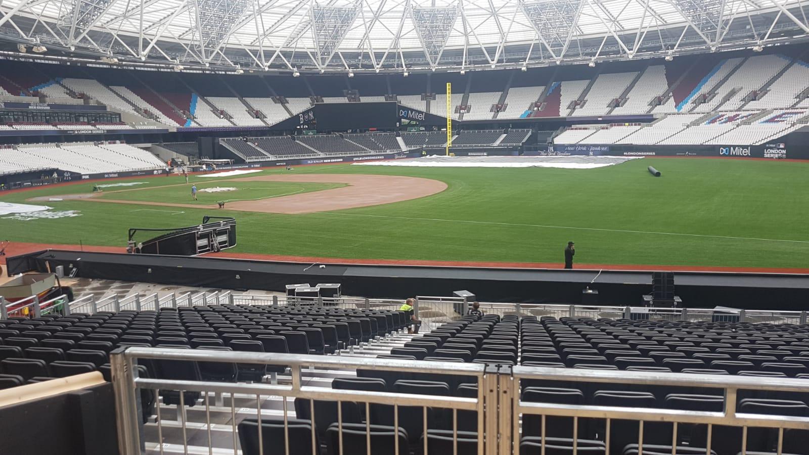 London Home Run!
