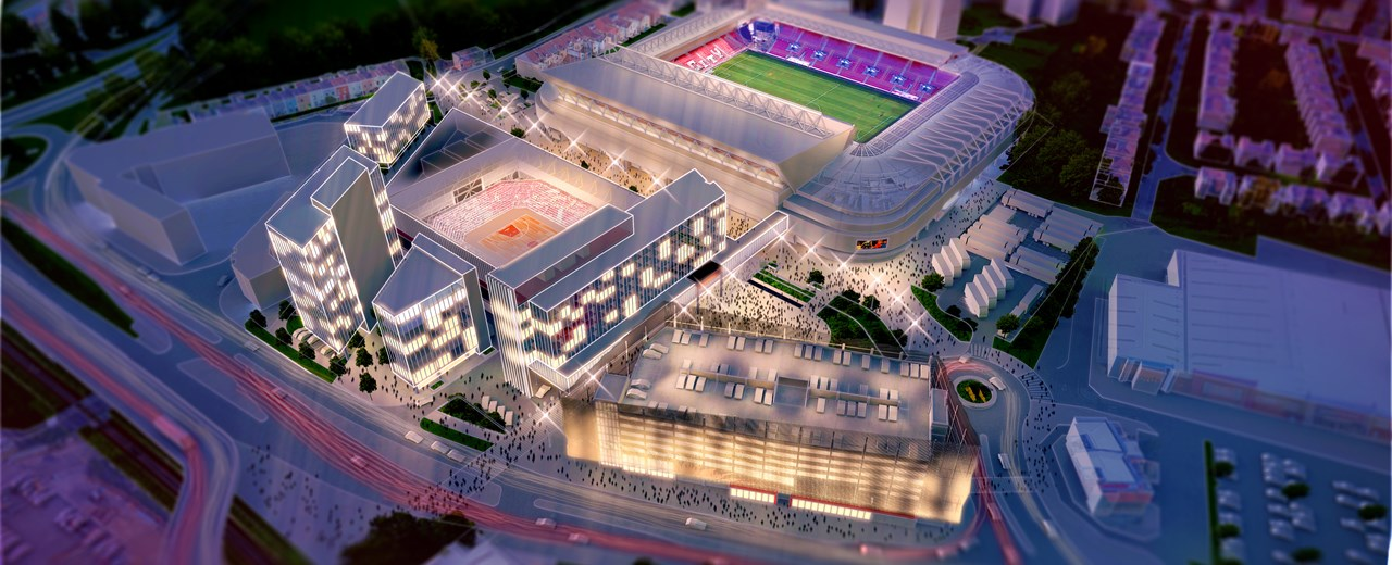 Plans unveiled for Bristol basketball arena