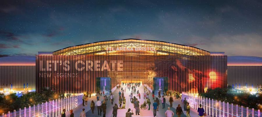 Green light for Bristol's YTL Arena